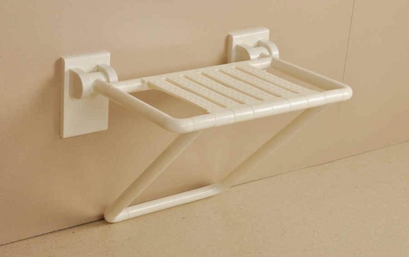 LS-077U型加强版折叠浴凳