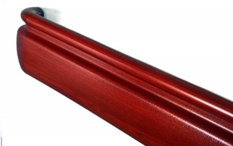 LS-697防撞扶手-红樱桃全木纹