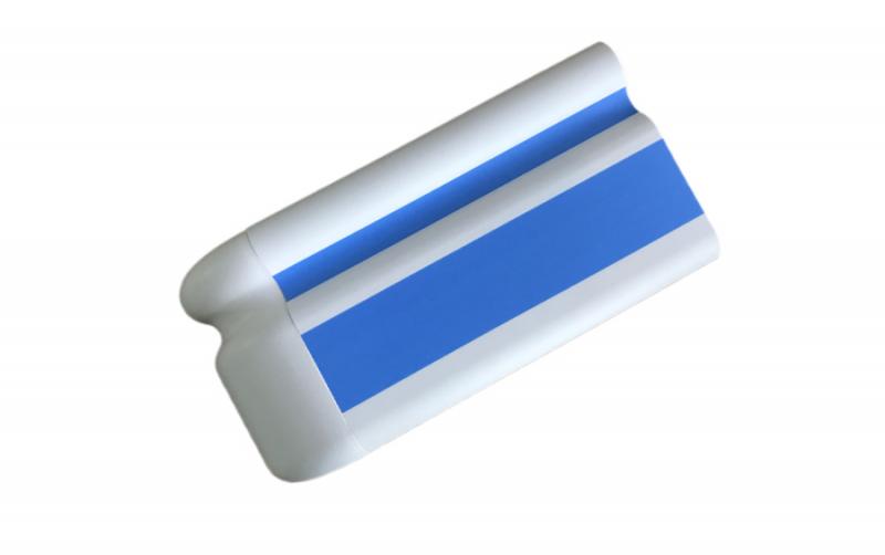 LS-159防撞扶手-蓝标