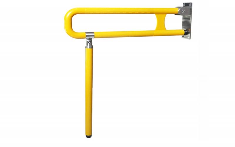 LS-015上翻折叠扶手不锈钢款